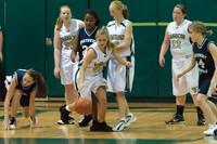 2326 Girls JV Basketball v NWChr 122010