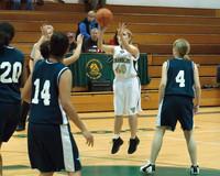 2348 Girls JV Basketball v NWChr 122010