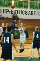 2349 Girls JV Basketball v NWChr 122010