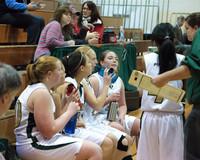 2356 Girls JV Basketball v NWChr 122010