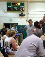 2357 Girls JV Basketball v NWChr 122010