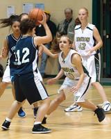 2363 Girls JV Basketball v NWChr 122010
