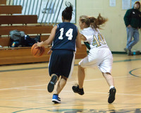 2403 Girls JV Basketball v NWChr 122010