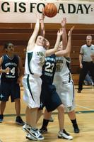 2414 Girls JV Basketball v NWChr 122010