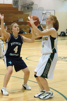 2437 Girls JV Basketball v NWChr 122010