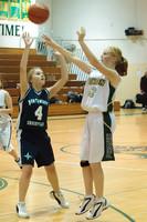2438 Girls JV Basketball v NWChr 122010