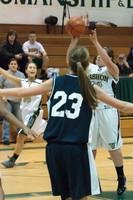 2453 Girls JV Basketball v NWChr 122010