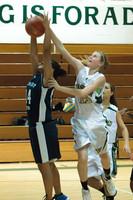 2460 Girls JV Basketball v NWChr 122010