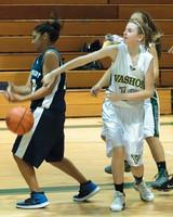 2462 Girls JV Basketball v NWChr 122010