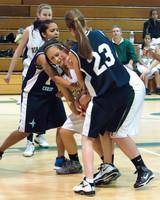 2495 Girls JV Basketball v NWChr 122010