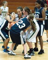 2498 Girls JV Basketball v NWChr 122010