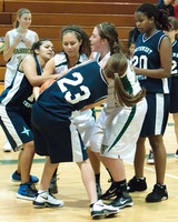 2499 Girls JV Basketball v NWChr 122010