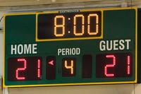 2502 Girls JV Basketball v NWChr 122010