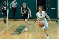2511 Girls JV Basketball v NWChr 122010