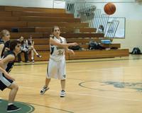 2517 Girls JV Basketball v NWChr 122010