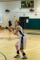 2537 Girls JV Basketball v NWChr 122010