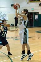 2539 Girls JV Basketball v NWChr 122010