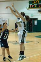 2540 Girls JV Basketball v NWChr 122010