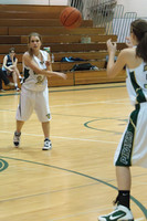 2545 Girls JV Basketball v NWChr 122010