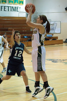 2548 Girls JV Basketball v NWChr 122010