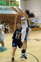 2550 Girls JV Basketball v NWChr 122010