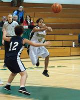 2567 Girls JV Basketball v NWChr 122010