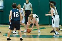 2594 Girls JV Basketball v NWChr 122010