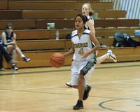 2616 Girls JV Basketball v NWChr 122010