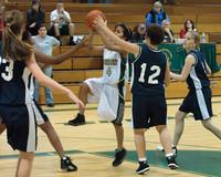 2648 Girls JV Basketball v NWChr 122010