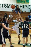 2649 Girls JV Basketball v NWChr 122010