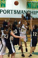 2650 Girls JV Basketball v NWChr 122010