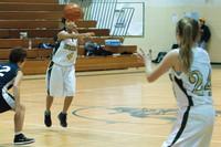 2690 Girls JV Basketball v NWChr 122010