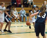 2694 Girls JV Basketball v NWChr 122010