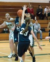 2701 Girls JV Basketball v NWChr 122010