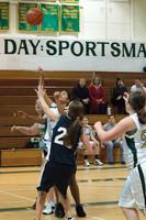 2703 Girls JV Basketball v NWChr 122010