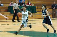 2760 Girls JV Basketball v NWChr 122010