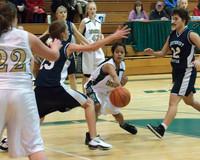 2764 Girls JV Basketball v NWChr 122010