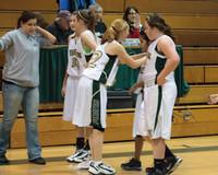 2803 Girls JV Basketball v NWChr 122010