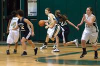 2813 Girls JV Basketball v NWChr 122010