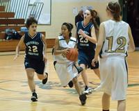 2821 Girls JV Basketball v NWChr 122010
