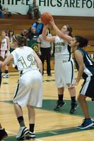 2840 Girls JV Basketball v NWChr 122010