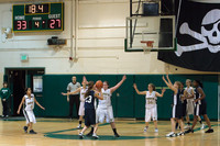 2857 Girls JV Basketball v NWChr 122010