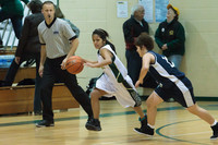 2859 Girls JV Basketball v NWChr 122010