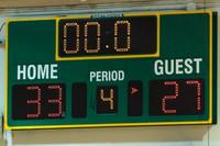 2901 Girls JV Basketball v NWChr 122010