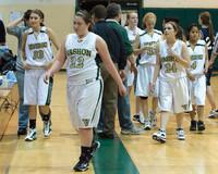 2902 Girls JV Basketball v NWChr 122010
