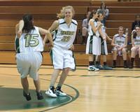 2973 Girls Varsity Basketball v NWChr 122010