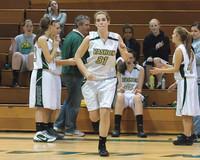 3001 Girls Varsity Basketball v NWChr 122010