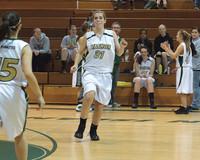 3003 Girls Varsity Basketball v NWChr 122010