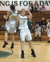 3008 Girls Varsity Basketball v NWChr 122010