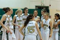 3025 Girls Varsity Basketball v NWChr 122010